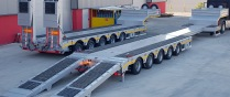 LOW LOADER 5 AXLE